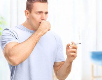 Кашлица от тютюнопушене